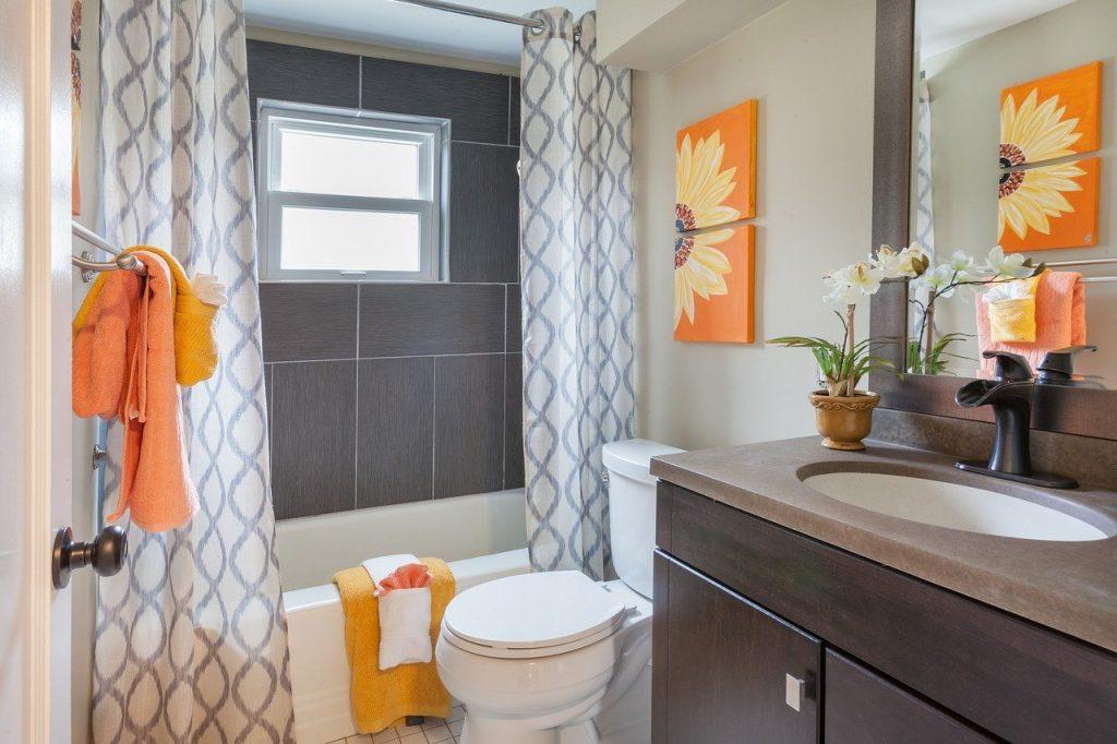cortinas de baño precio