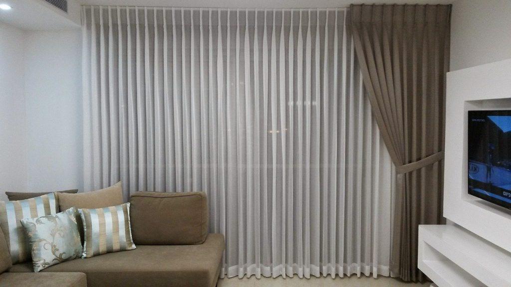 cortinas para salón precio