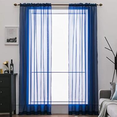 comprar cortinas azules