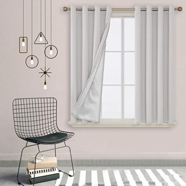 comprar cortinas blancas