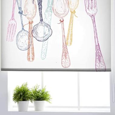 comprar cortinas de cocina